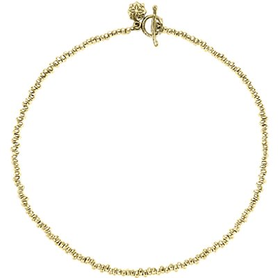Dower & Hall Nomad Baby Nugget Necklace