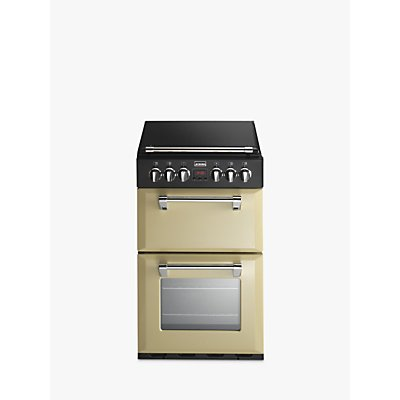 5052263019799 | Stoves Richmond 550E Electric Mini Range Cooker  Champagne Store