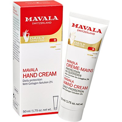 MAVALA Hand Cream with Collagen, 50ml
