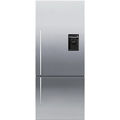 Fisher & Paykel E402BRXFDU4 Fridge Freezer, A+ Energy Rating, 64cm Wide, Stainless Steel