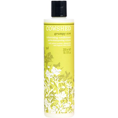 Cowshed Grumpy Cow Volumising Conditioner, 300ml