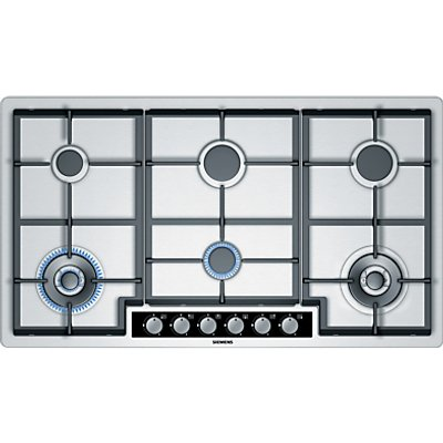 Siemens EC945TB91E gas hobs  in Stainless Steel 4242003428894