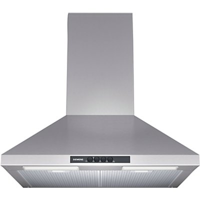 Siemens LC64WA521B Chimney Cooker Hood  Stainless Steel - 4242003606841