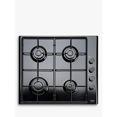 5023790023498   Beko HIZG64120S gas hobs  in Black