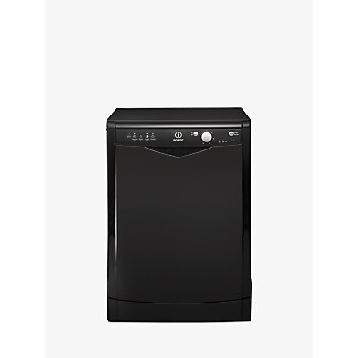 8007842832396 | Indesit DFG 15B1 K Dishwasher  Black