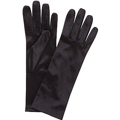 John Lewis Satin Evening Gloves