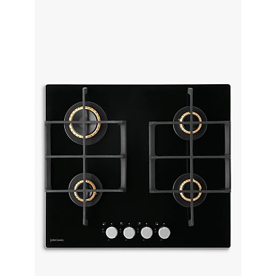 7332543338825 | John Lewis JLBIGGH606 Gas Hob  Black Glass Store