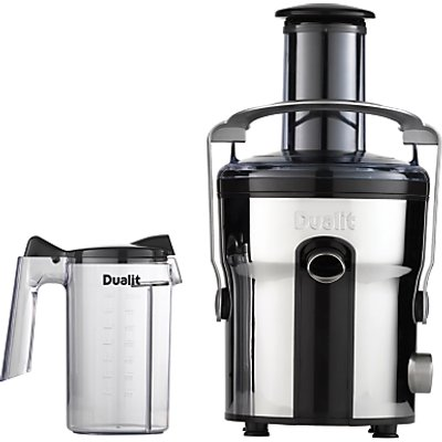 Dualit 88220 Dual Max Juice Extractor  Polished Silver