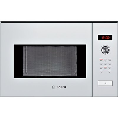 4242002788814: Bosch HMT84M624B Built In Compact Microwave  White