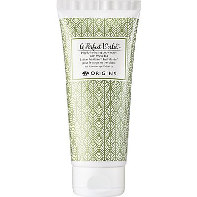 Origins A Perfect World Highly Hydrating Body Lotion with White Tea, 200ml