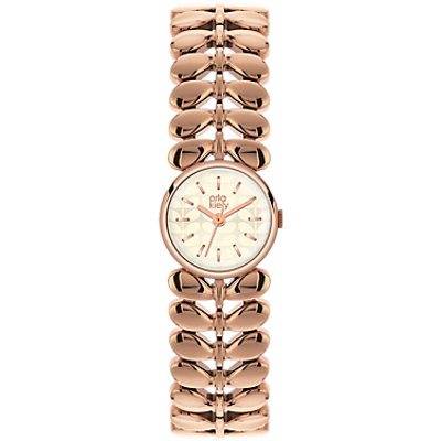 Orla Kiely Women's Stem Bracelets Strap Watch