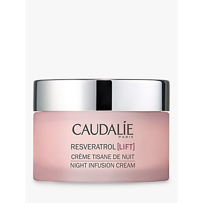 Caudalie Resveratrol Lift Night Infusion Cream, 50ml