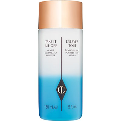Charlotte Tilbury Take It All Off Genius Eye Makeup Remover, 150ml