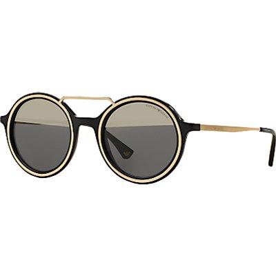 Emporio Armani EA4062 Round Sunglasses
