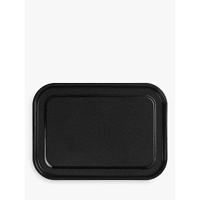 21227547 | John Lewis Vitreous Enamel Oven Tray  L40 x W28cm Store