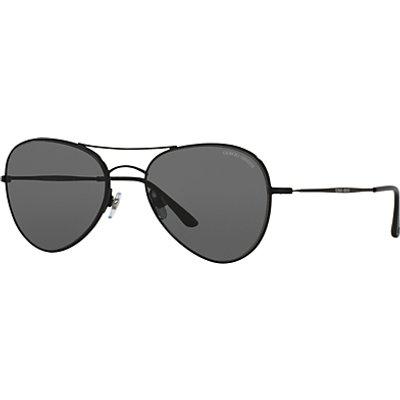 Giorgio Armani AR6035 Aviator Sunglasses