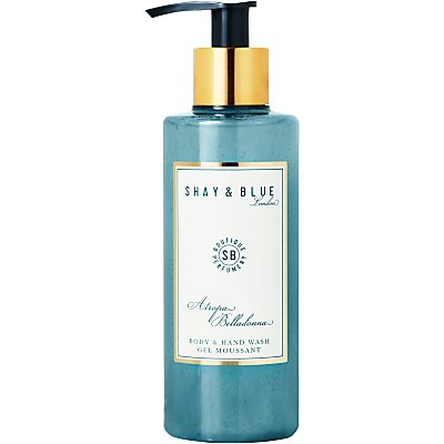 Shay & Blue Atropa Belladonna Body & Hand Wash, 200ml
