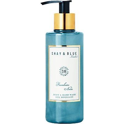 Shay & Blue Framboise Noire Body & Hand Wash, 200ml
