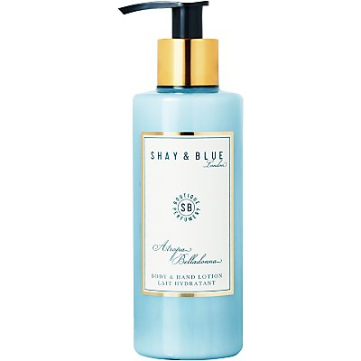 Shay & Blue Atropa Belladonna Body & Hand Lotion, 200ml