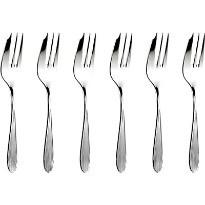 Sophie Conran for Arthur Price Dune Pastry Forks  Set of 6 - 5031719190282