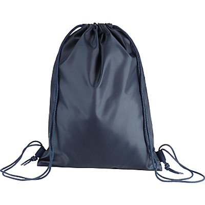 School Drawstring Gym Bag