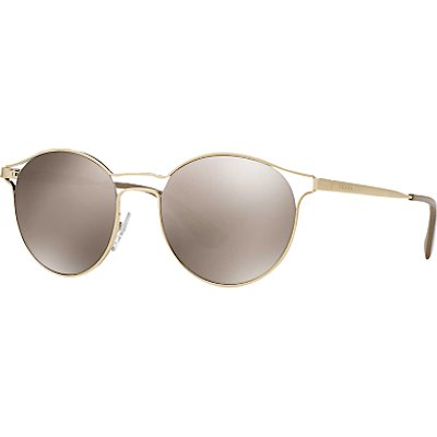 Prada PR 62SS Oval Sunglasses