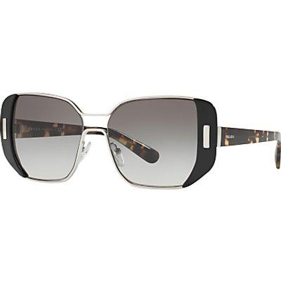 Prada PR 59SS Rectangular Sunglasses