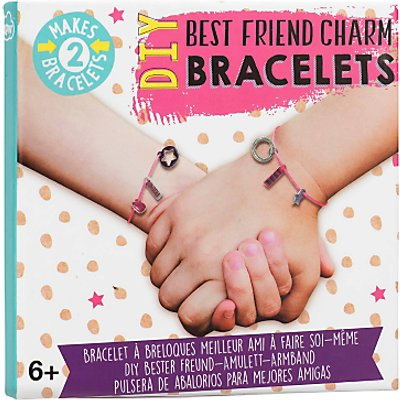 NPW Children's DIY Best Friends Charm Bracelet