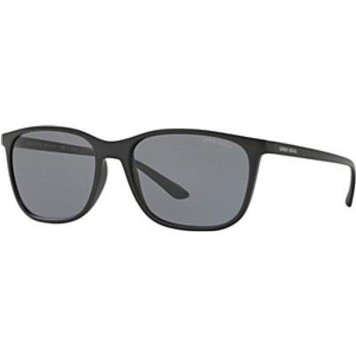 Giorgio Armani AR8084 Polarised Square Sunglasses