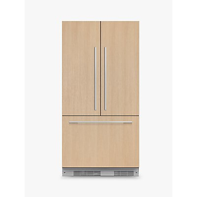 Fisher & Paykel RS90AU1 Integrated Fridge Freezer, A+ Energy Rating, 90cm Wide