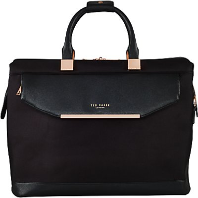 Ted Baker Ladies albany black small clipper holdall  Black - 5060388010799