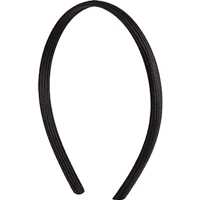 Thin Material Headband, Black