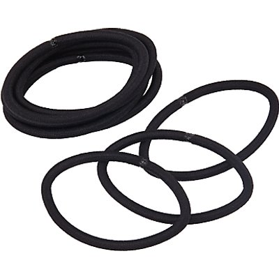 Seamless Hair Elastics, 17 Pack