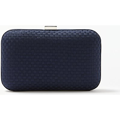 John Lewis Stella Geo Box Clutch Bag