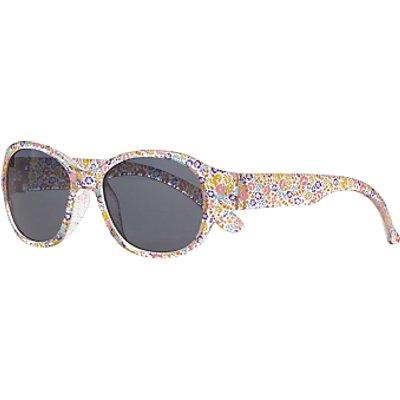 John Lewis Children's Ciara Floral Oversized Sunglasses, Multi