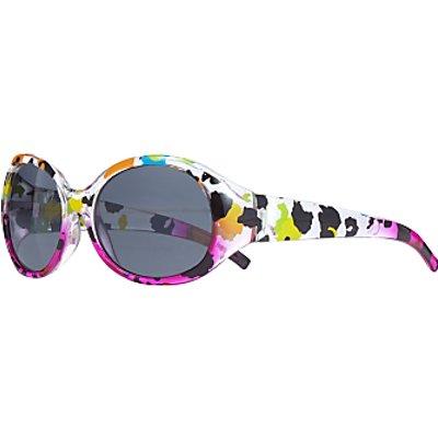 John Lewis Children's Animal Print Oversized Sunglasses, Multi