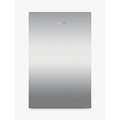 Fisher & Paykel RF522BRPX6 Freestanding Fridge Freezer, A+ Energy Rating, 80cm Wide, Stainless Steel