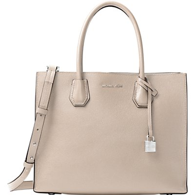 MICHAEL Michael Kors Mercer Large Leather Tote Bag