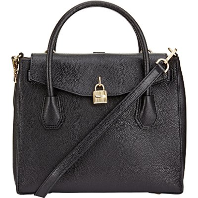 MICHAEL Michael Kors Mercer Large Leather Shoulder Bag