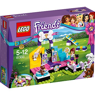 5702015866149 | LEGO Friends 41300 Puppy Championship Set Store