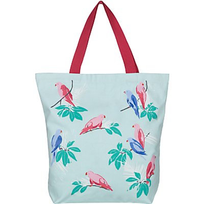 John Lewis Tropical Birds Beach Bag