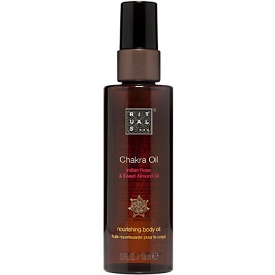 Rituals Chakra Nourishing Body Oil, 100ml