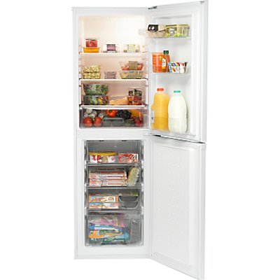 Indesit DAA55NF1 Freestading Fridge Freezer, A+ Energy Rating, 55cm Wide, White