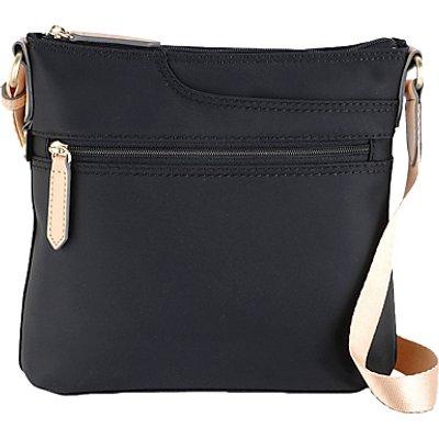 Radley Pocket Essentials Small Across Body Bag, Black