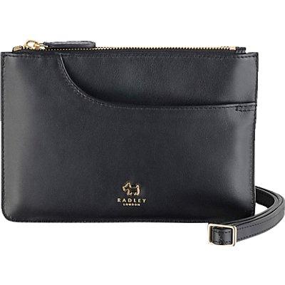 Radley Pockets Leather Small Across Body Bag