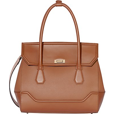 Modalu Hemingway Leather Large Grab Bag - 5050545640891