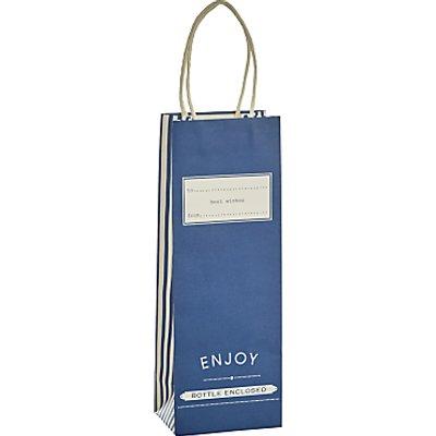 John Lewis Candy Stripe Gift Bag - 22950895