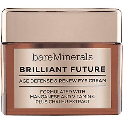 bareMinerals Brilliant Future™ Age Defense & Renew Eye Cream, 15g