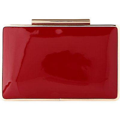 L.K. Bennett Nina Box Clutch Bag