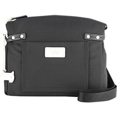 Radley Romilly Street Fabric Medium Across Body Bag, Black